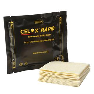 Celox Rapid Gauze - Z-Fold