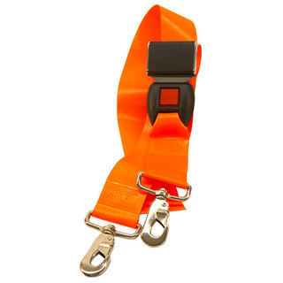 Donway Straps With Metal Buckle/Swivel Speed Clip - Set of 4