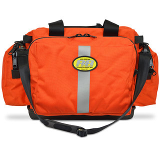Pacific A500 Advanced Life Support Bag - Orange - I.V