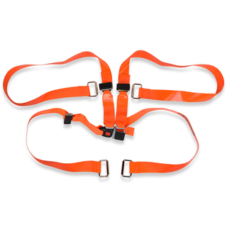 Donway 4 Point Patient Harness for Trolleys