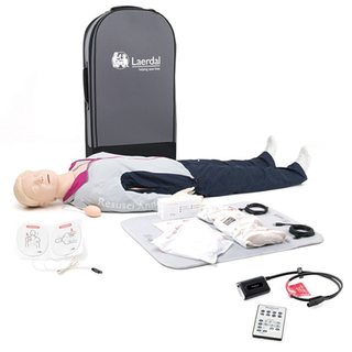 Laerdal Resusci Anne Full Body - QCPRD AED Shock Link