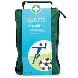 Sports First Aid Kit in Copenhagen Bag