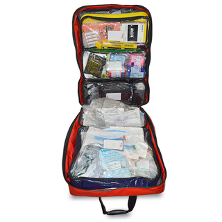 Emergency Medical Kitted Bag for the London Athletic Championships