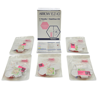 EZ-IO Needle + Stabiliser Kit