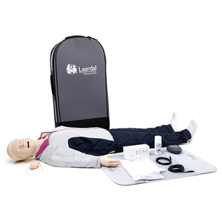Resusci Anne QCPR Full Body Manikin (With Airway Head)