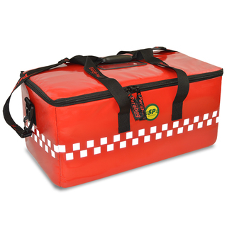 Emergency Evacuation Bag with 200 Foil Space Blankets