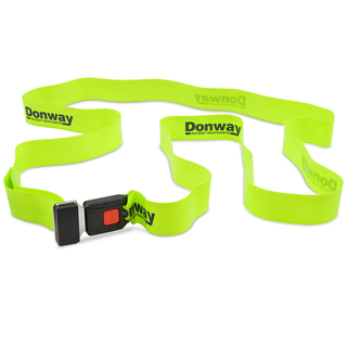 Donway Straps: Metal Automotive Buckle - 9'1
