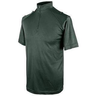 Bastion Short Sleeve Comfort Shirt - Midnight Green