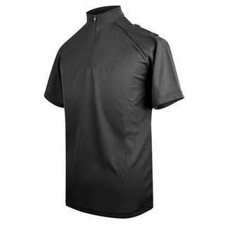 Bastion Short Sleeve Comfort Shirt - Black