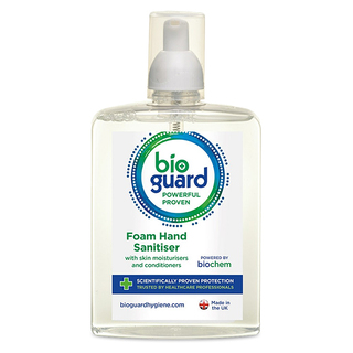Bioguard Foam Hand Sanitiser - 500ml Bottle