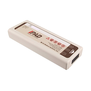 iPAD SP1 & SP2 AED Spare Li-Ion Non-Rechargeable Battery