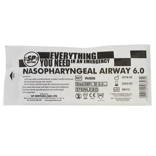 NEW: Bastion (NP) Nasopharyngeal Airways