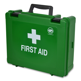 BS 8599-1:2019 Compliant Workplace First Aid Kit - Travel/Motoring