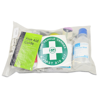 BS 8599-1:2019 Compliant Workplace First Aid Kit Refill - Large