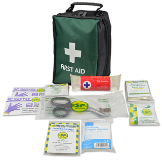 BS 8599-1:2019 Compliant Workplace First Aid Kit - Personal Issue