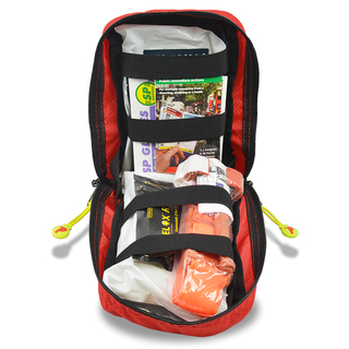 Critical Injury Trauma Kit for Knife Attacks