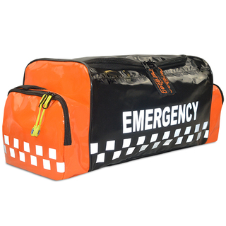 SP Parabag Emergency Safety Bag - TPU Fabric - Black & Orange