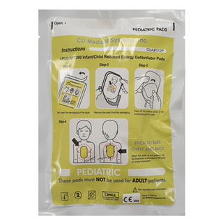 iPAD NF1200 Defibrillator Electrode Pads - Paediatric