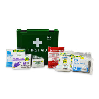 BS 8599-2 Compliant Vehicle First Aid Kit - Medium