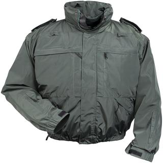 Bastion Mission 5 Jacket - Midnight Green