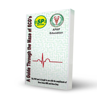 FREE Download - A Guide Through the Maze of ECGs - 3rd Edition