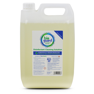 Bioguard Alcohol-Free Disinfectant Concentrate - 5 Litre Drum