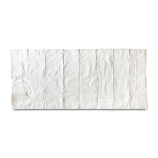 Body Bag - Standard Adult Size - White - Without Carry Handles