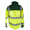 Ambulance Soft Shell Hi-Vis Jacket - Yellow/Green thumbnail