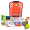 Forestry Care Emergency First Aid Kit in Red Backpack thumbnail