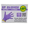 Non Sterile Powder Free Nitrile Gloves - Purple - Single Pair thumbnail