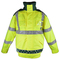 Hi-Vis Bomber Jacket -  Green & Yellow thumbnail