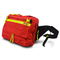 PAX Kangaroo Bum Bag - Nylon - Red thumbnail