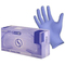 Dark Blue Nitrile Powder-Free Examination Gloves - Box of 100 thumbnail