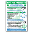 First Aid Poster - First Aid Protection