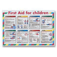 First Aid Poster - First Aid for Children