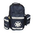 Security Officer Medical Kit - Navy Backpack