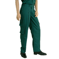 Men's Ambulance Trousers - Dark Green