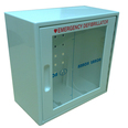 iPAD SP1 Alarmed AED Wall Cabinet