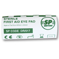 Eye Pad Sterile HSE Dressing Flow Wrap 60 x 60mm - SINGLE