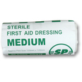 Medium Sterile Flow Wrapped HSE Dressing - 12 x 12cm