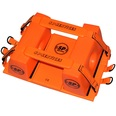 Head Immobiliser in Day Glo Orange