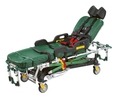 Ferno Pegasus Ambulance Trolley - With Green Mattress