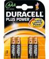 AAA Duracell Plus Batteries/Battery - Pack Of 4