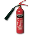 Carbon Dioxide Fire Extinguisher - 2Kg