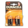 C Duracell Plus Batteries/Battery - Pack Of 2