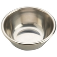 Lotion Bowl 0.75L - 15cm Diameter - Stainless Steel Holloware