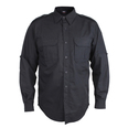 Bastion Tactical Long Sleeve Shirt - Black