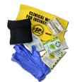 Black Nylon Glove Pouch - FULL
