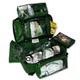 Combi Resuscitation Kit Bag - Green