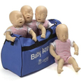 Laerdal Baby Anne Manikin - Pack of 4